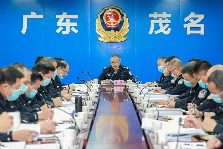 市公安局召开局党委(扩大)会议